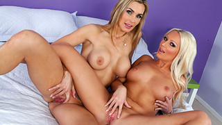 Diana Doll & Tanya Tate & Xander Corvus in My Friends Hot Mom Thumbnail