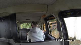 Euro amateur banged in fake taxi european rimjob Thumbnail