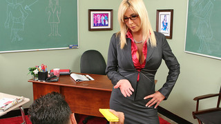 Misty Vonage & Mikey Butders in My First Sex Teacher Thumbnail