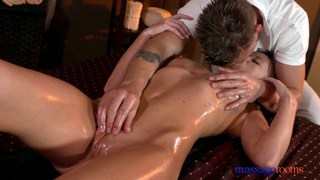 Nuru massage turns to sensual fucking Thumbnail