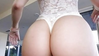 Babe with biggest ass is getting rammed truly hard Thumbnail