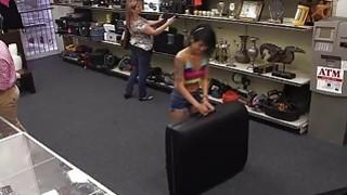 Fucking An Asian Masseuse At The Pawnshop Thumbnail