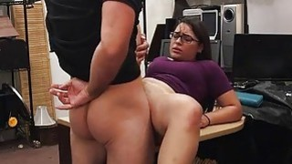 Two amateurs try to steal and get fucked Thumbnail