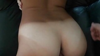 Angel receives from behind banging from man Thumbnail