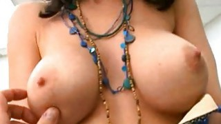 Milf gets her twat ravished by a giant dick Thumbnail