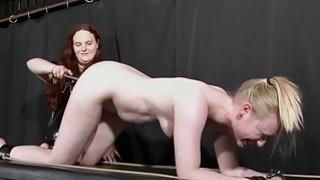 Satine Sparks lesbian foot fetish and hot waxing Thumbnail