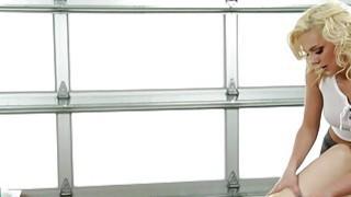 Sexy Tiffany Watson gives hot Stella Cox full body oil massage Thumbnail