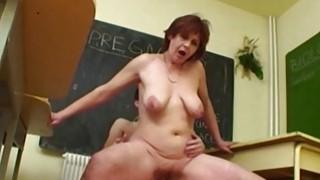Fucking My Mature Biology Teacher In Detention Thumbnail