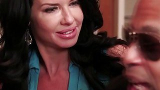 Pussy fingering leads to hot sex between Veronica Avul and black bull Shane Diesel Thumbnail