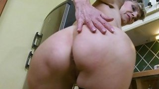OldNannY Horny mature Lusty Solo Showoff Footage Thumbnail