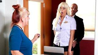 Receptionist slammed by her boss Thumbnail